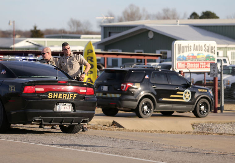 Oklahoma murder suicide