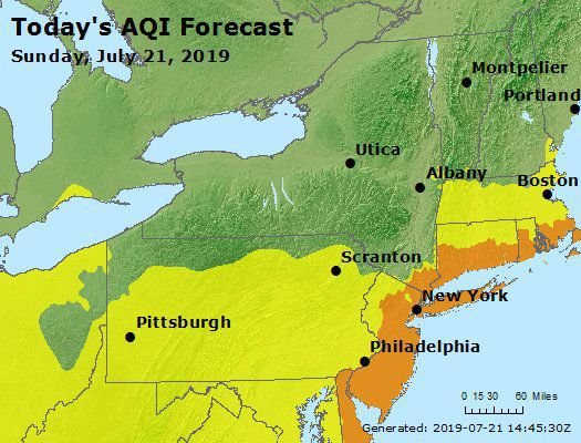 Air Quality Friday