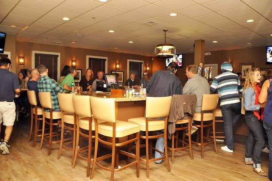 fred s tavern in stone harbor changes with the times ats