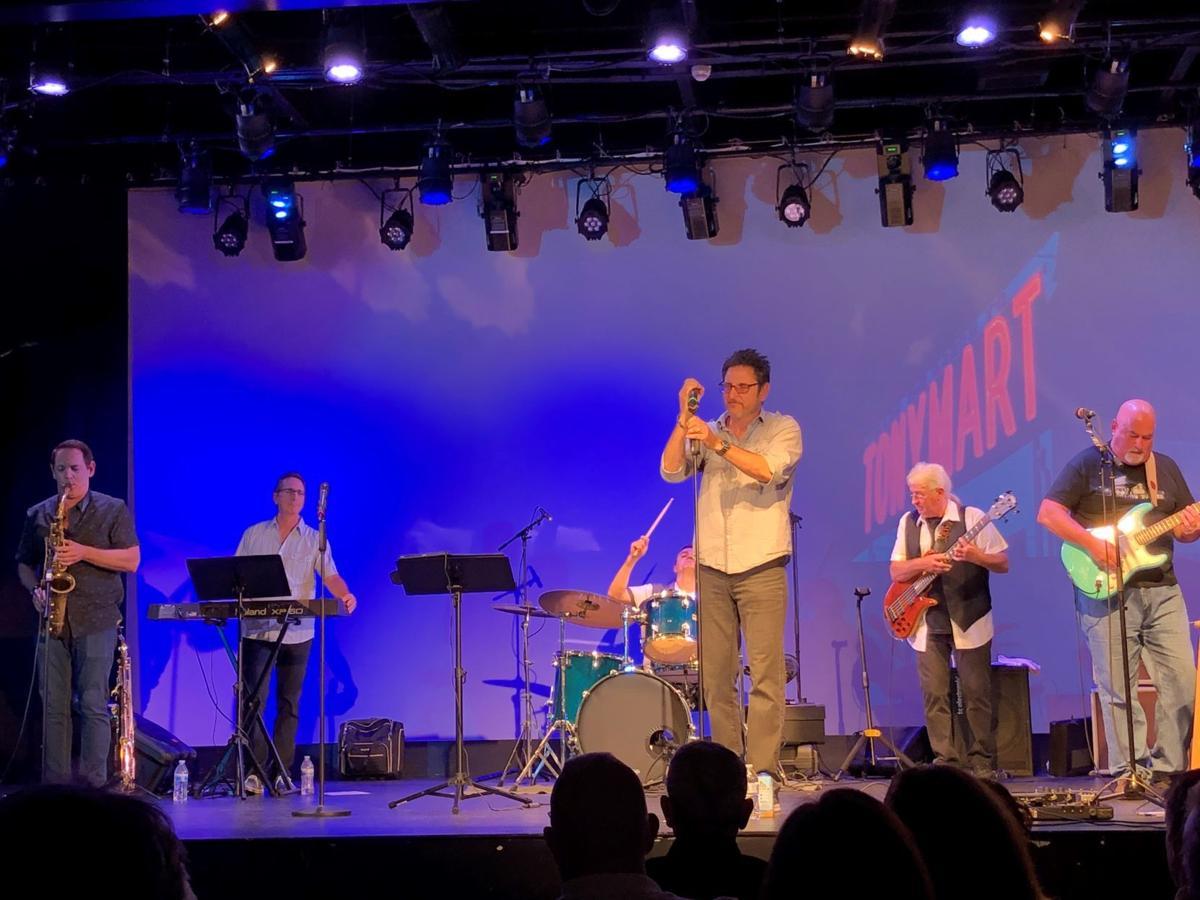 090519_lns_tonymarts Tony Marts Photo 1 Members of the Tony Marts Experience Band.