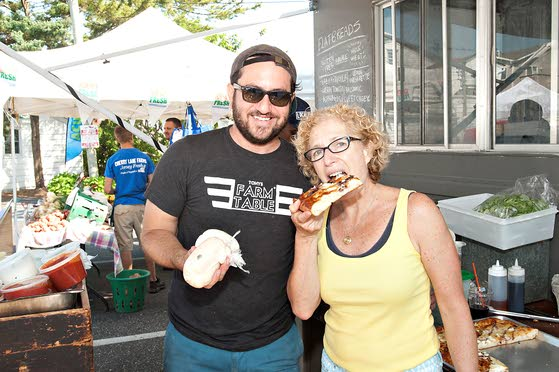 No Boloney, Tony's Farm Table draws crowds on area farmers market circuit