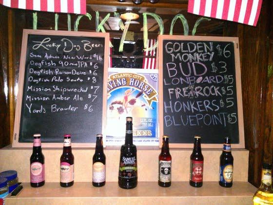 Lucky Dog Tavern has history, specials in Atlantic City