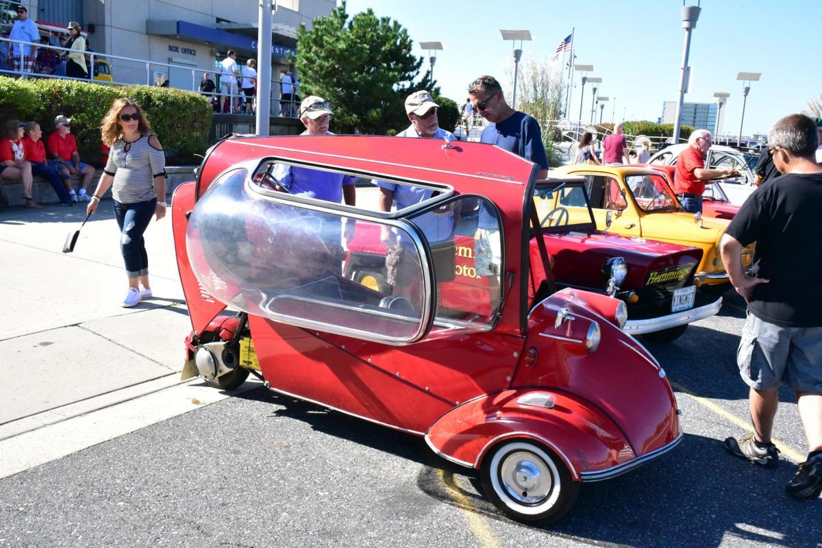 Antique Car Show In Atlantic City