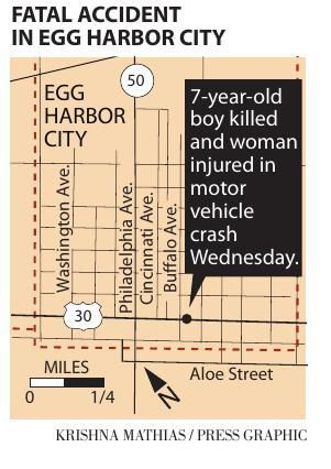 Boy, 7, killed crossing the street in Egg Harbor City | Local News
