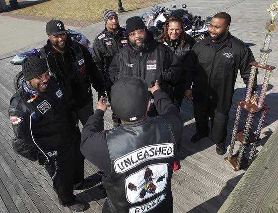 Unleashed Rydaz Motorcycle Club Out To Give Local Biking Group A Good Name