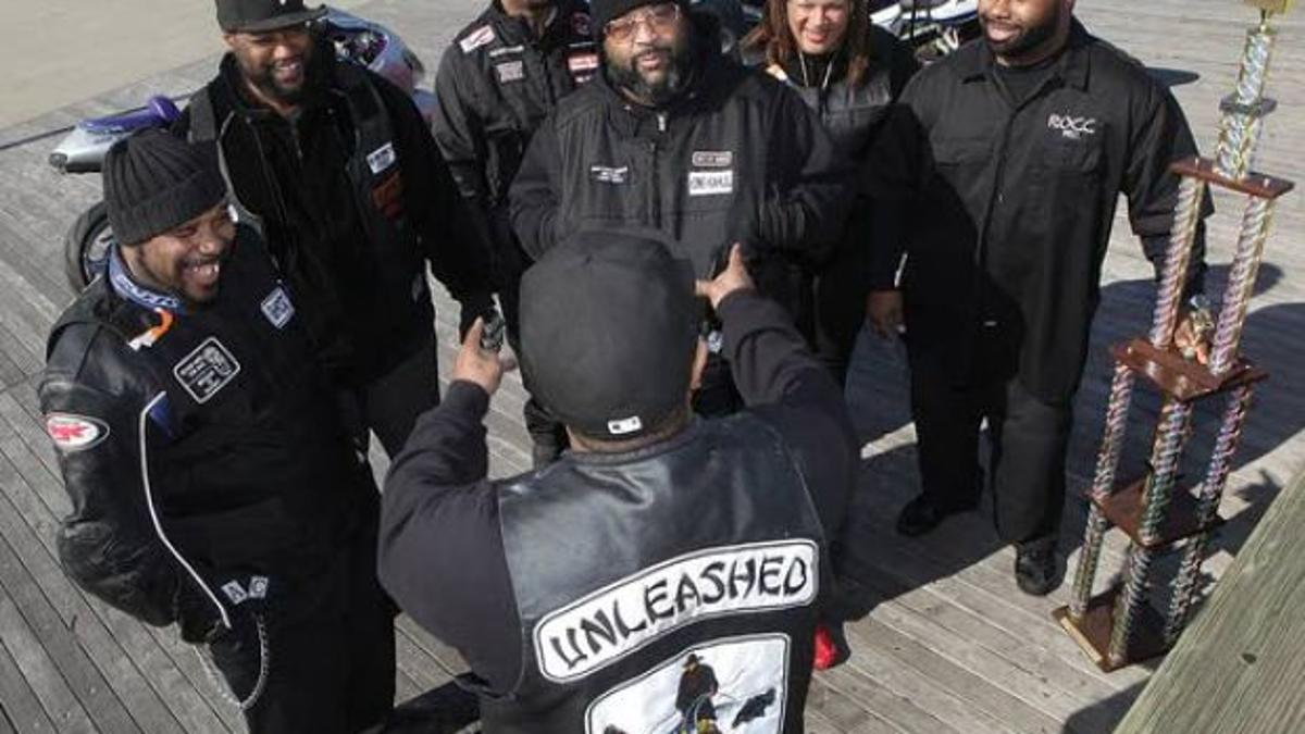 Unleashed Rydaz Motorcycle Club Out To Give Local Biking Group A Good Name Archive Pressofatlanticcity Com