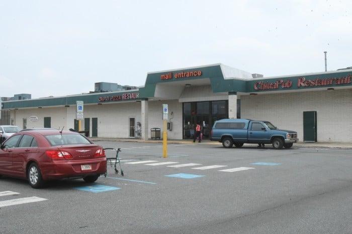 Shore mall