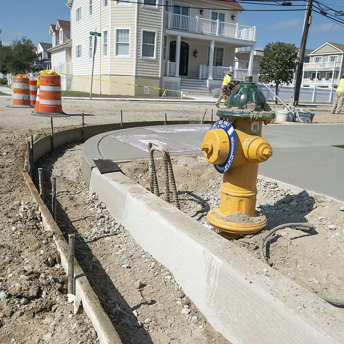 How high can they go? Raising roads to outrun rising waters