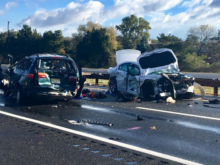 One Dead Six Injured In Garden State Parkway Crash Monday News