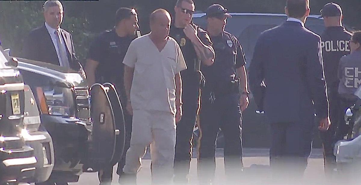 Kauffman arrest 2