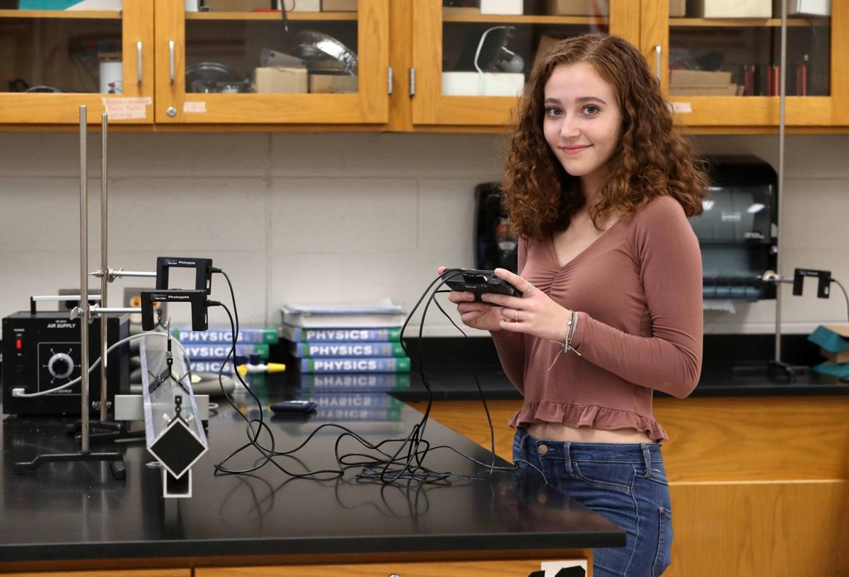 Sofia Graziano will talk to students about Common Ground in STEM