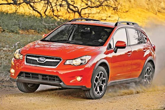 2013 Subaru XV Crosstrek: Take it Off-Road