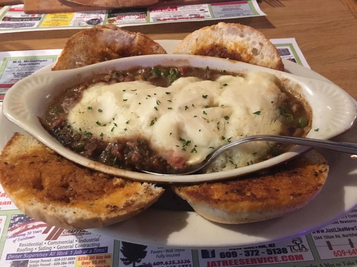MCGettigan's Shepherd's pie