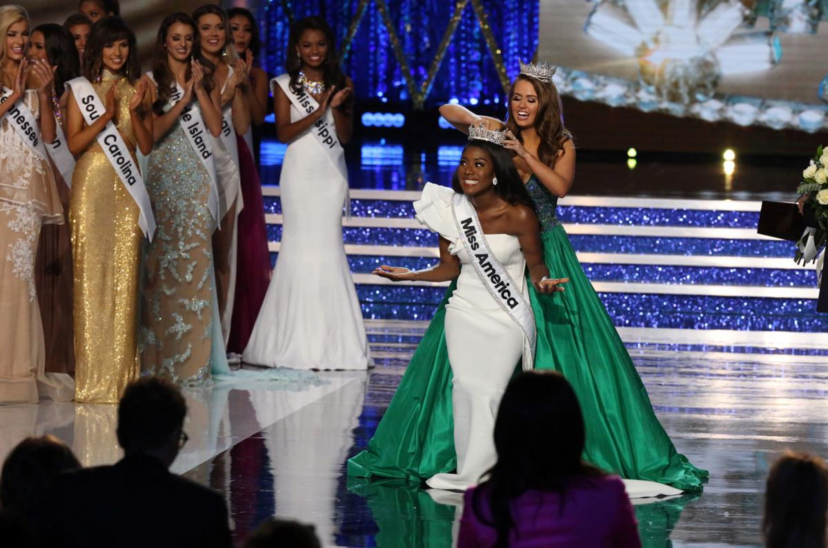 Miss New York Crowned Miss America 2019 In Atlantic City Miss