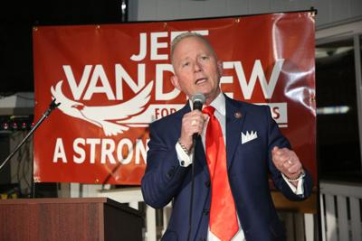 Centrist Van Drew reelected