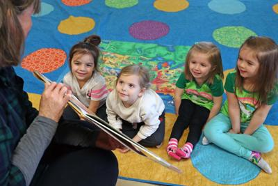 Storytime at local library