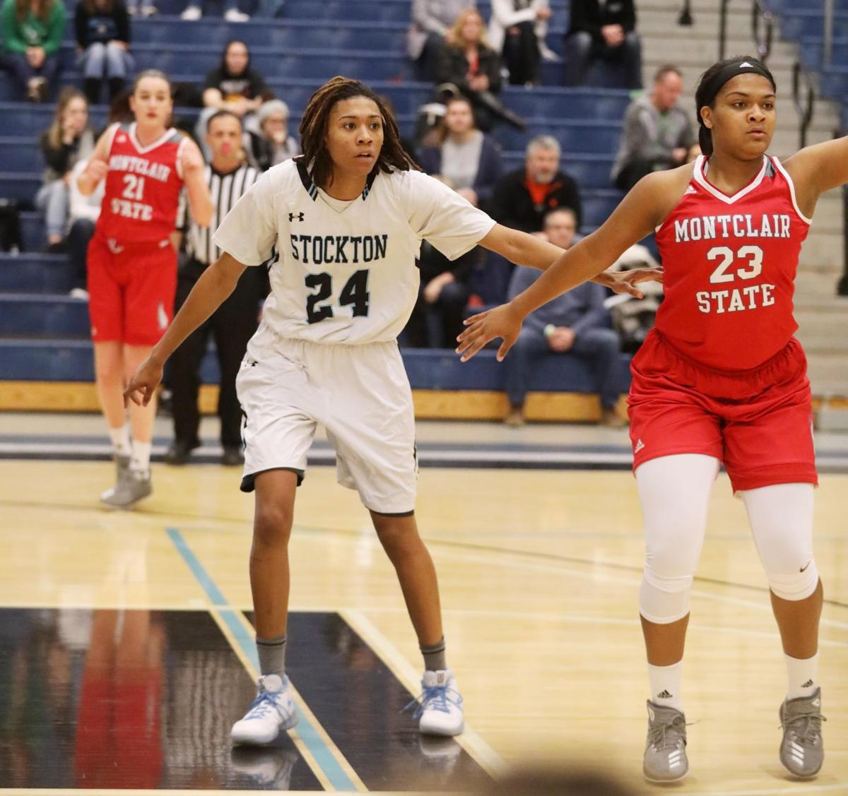 Sasha Williams, Stockton University women's basketball