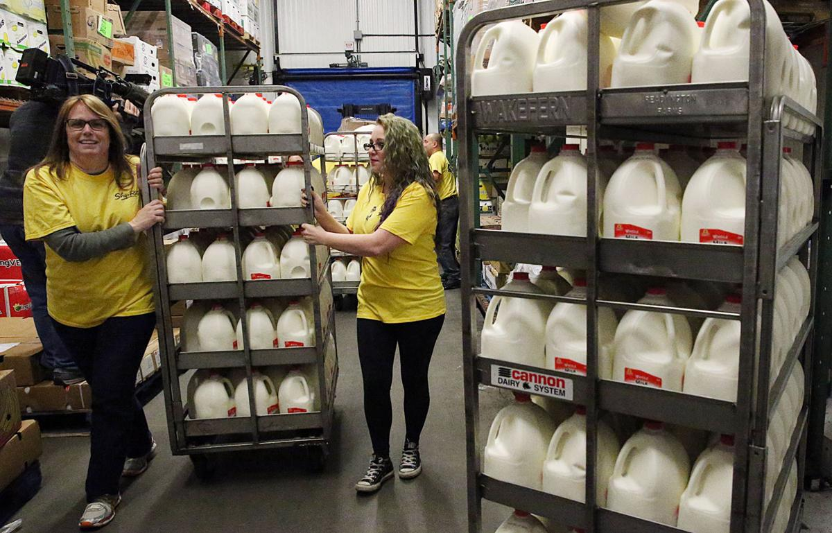Holiday Milk Donation