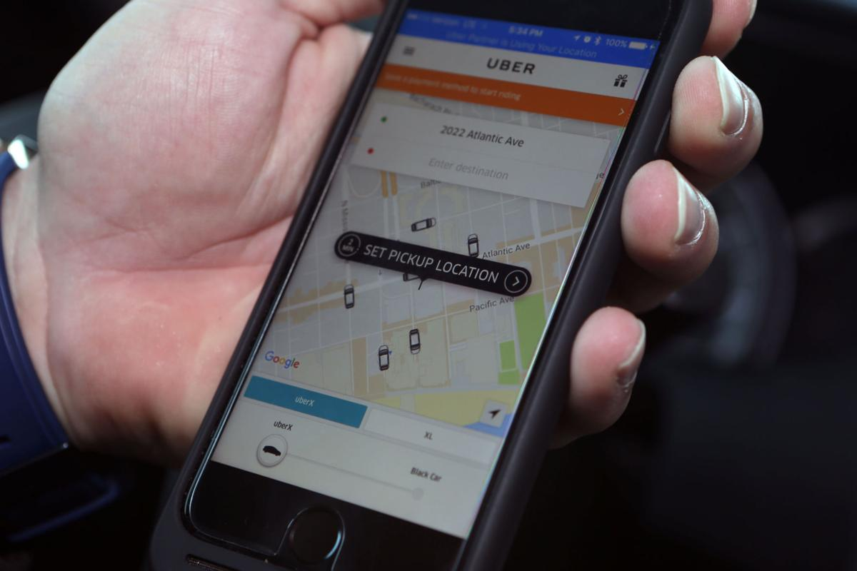 Uber, Lyft drivers come out of hiding as state rules go into effect