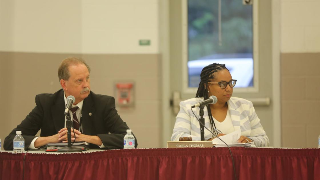 Monitor researching who will represent Pleasantville BOE president in lawsuit, ethics charges