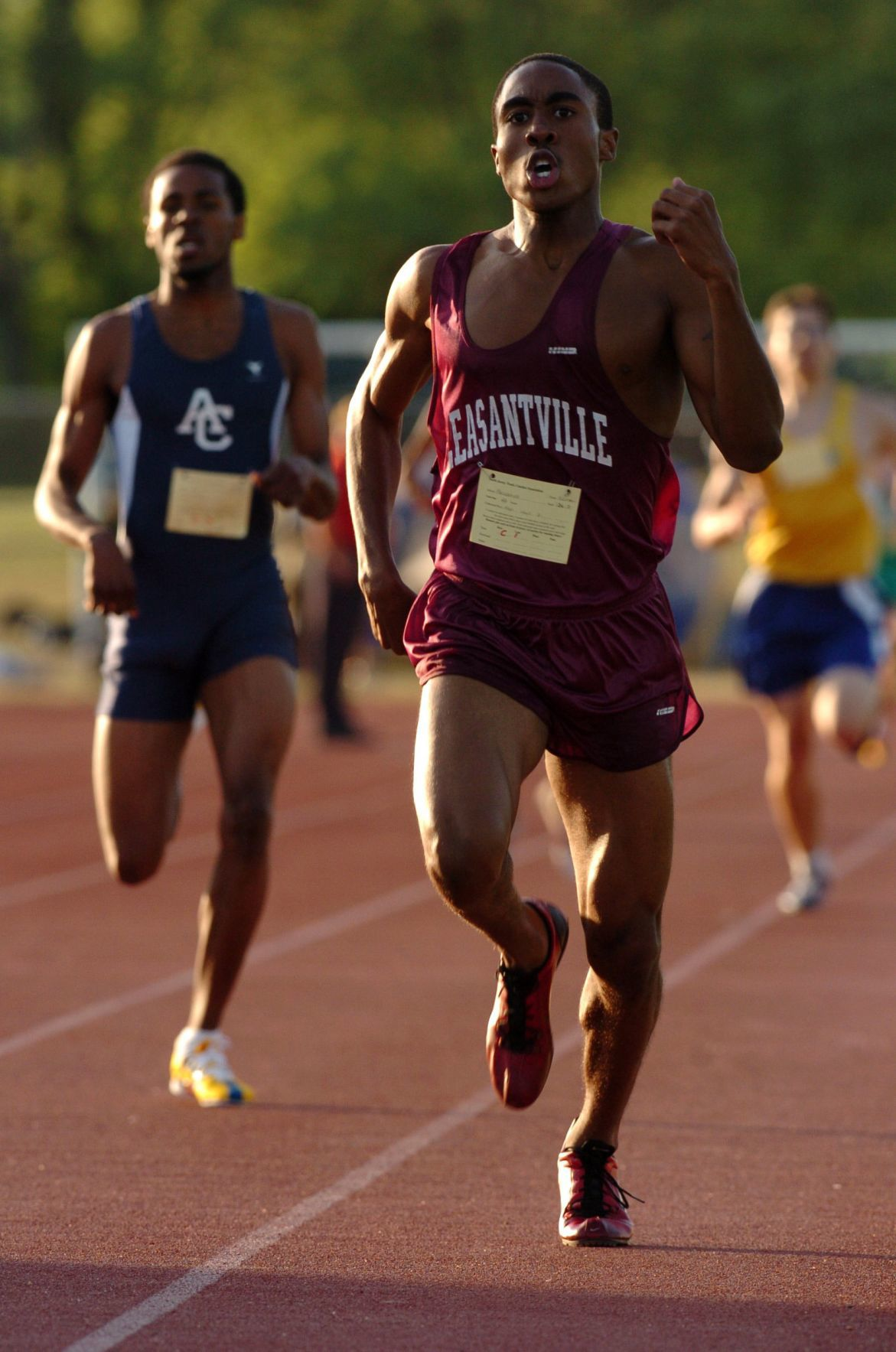 high top athletics