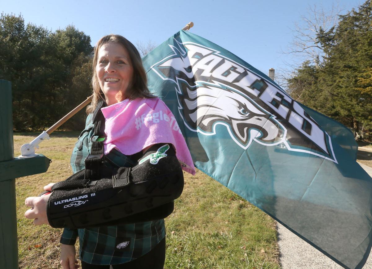 Eagles Fan Higgins