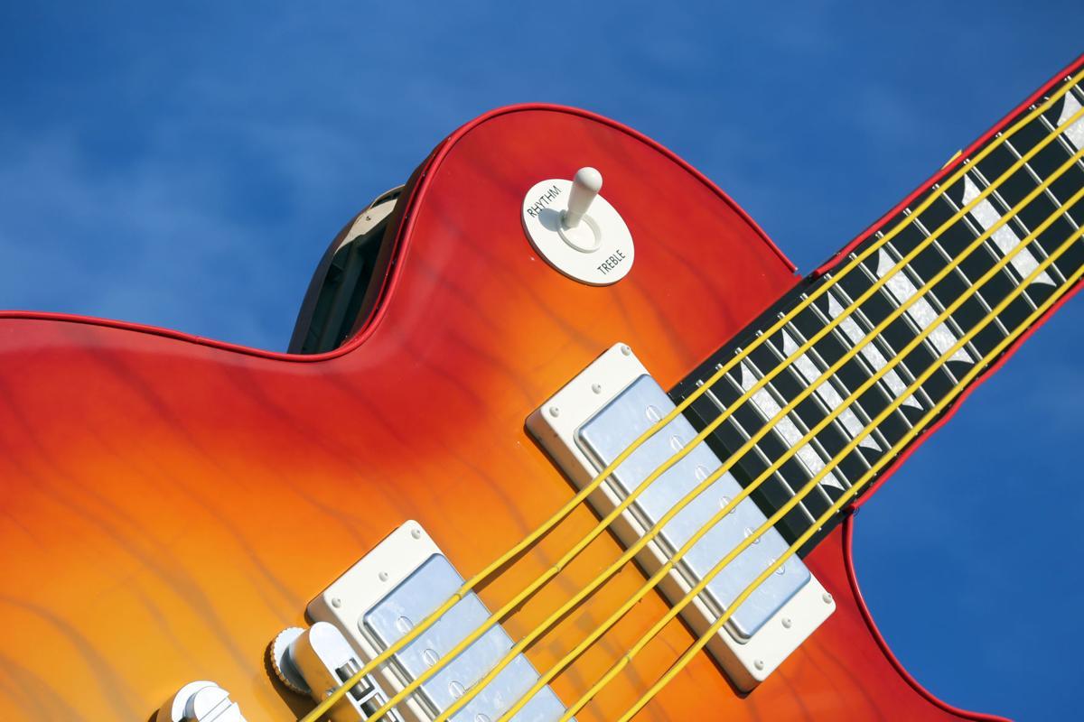 Hard Rock Les Paul