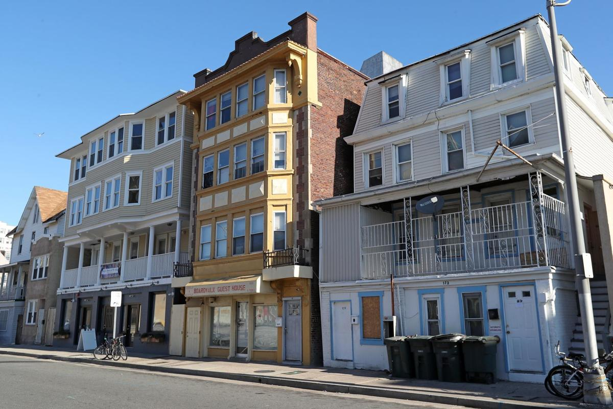 Atlantic City's rooming houses