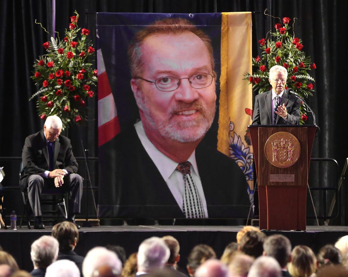 Jim Whelan Memorial Service
