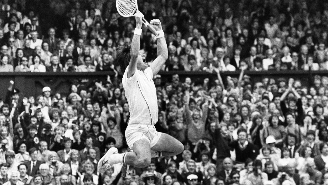 Today in sports history: The Jimmy Connors-John McEnroe Wimbledon classic in 1982
