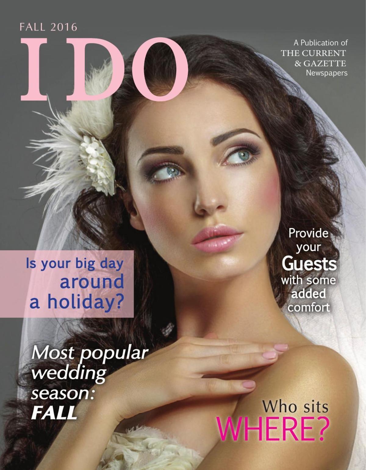 Fall I Do Bridal