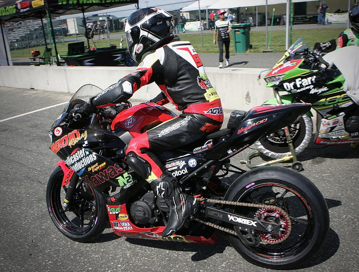 Gus Rodio NJ Motorsports Park
