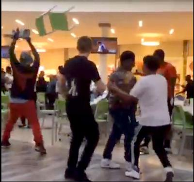 Mall Brawl