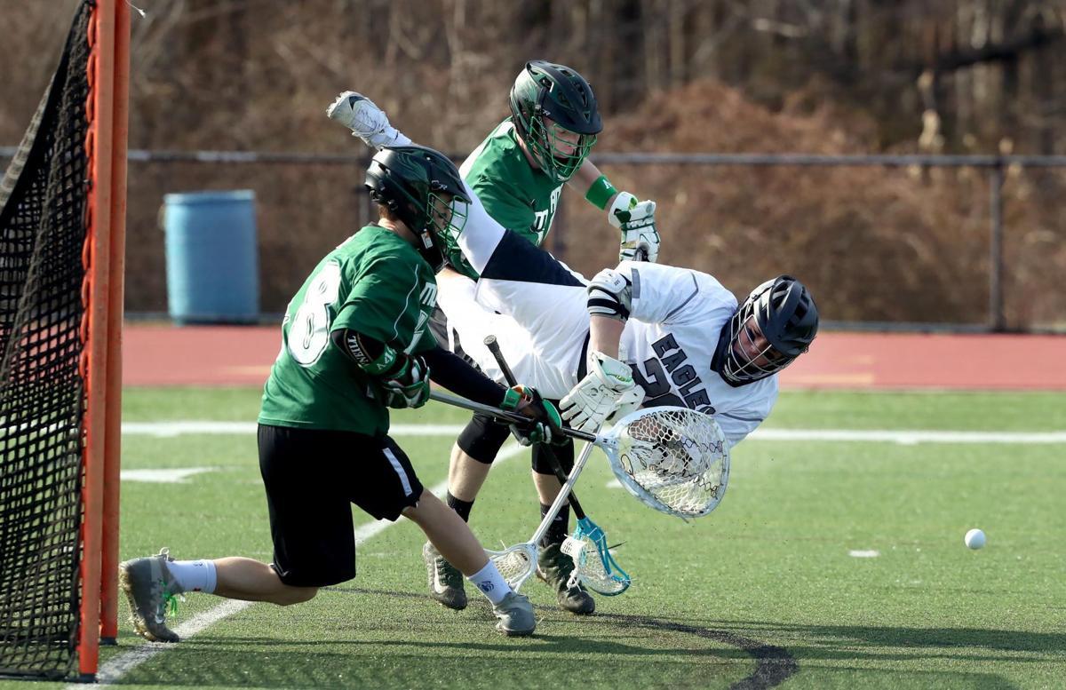 Egg Harbor Township vs. Mainland boys lacrosse game