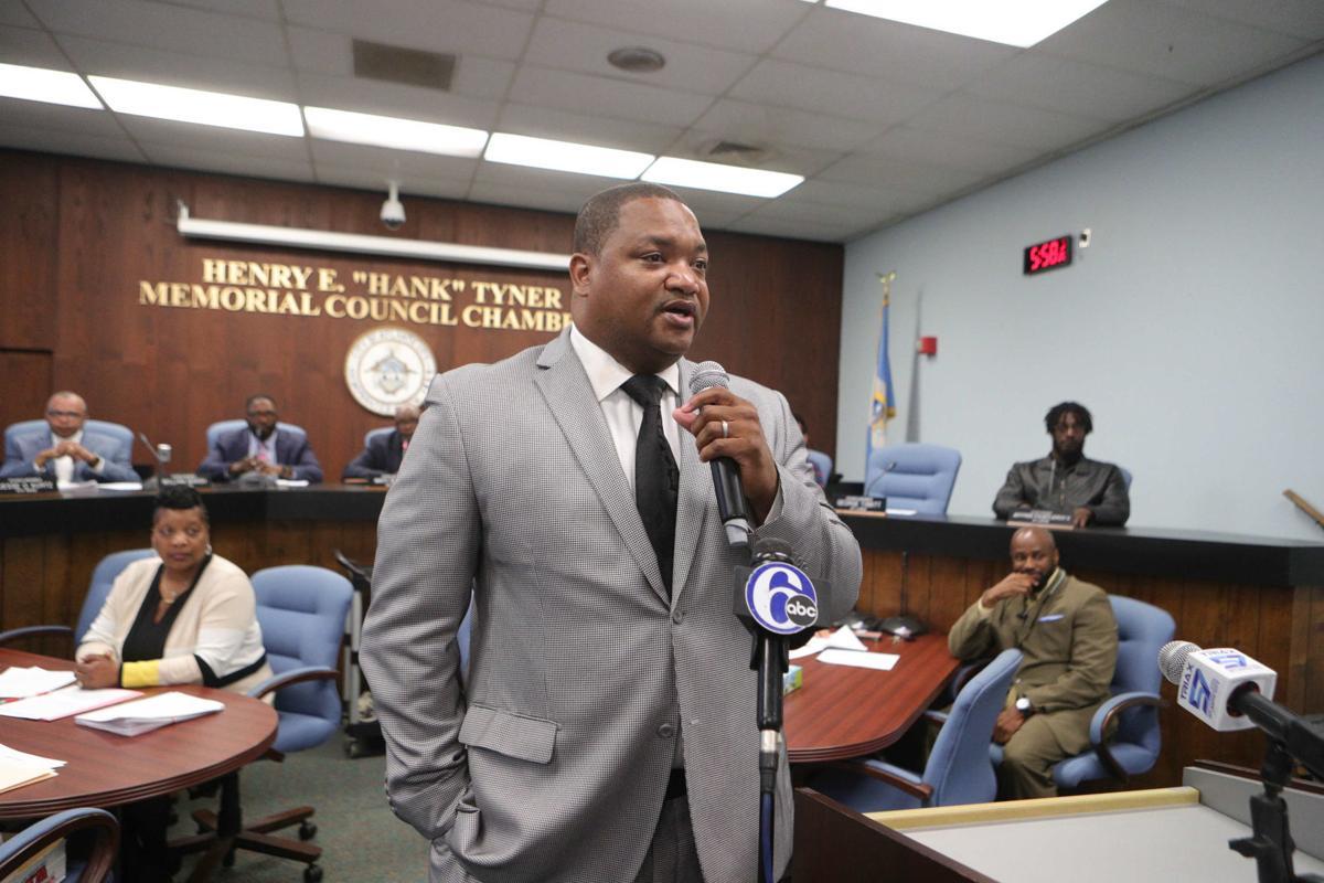 Atlantic City Mayor