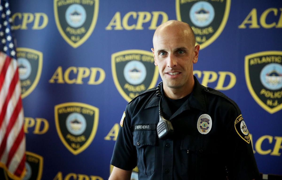 Officer Joe Bereheiko