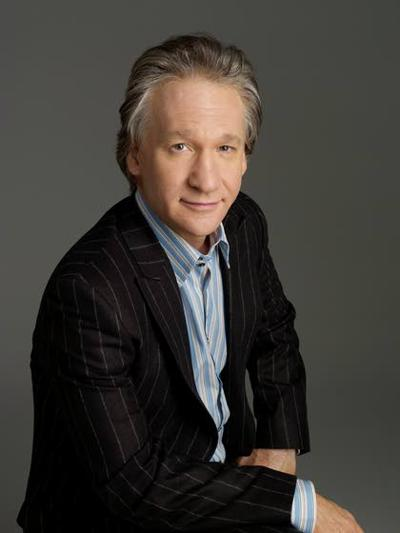 Bill Maher's Political World: The comic brings his take no prisoners approach to Caesars Atlantic City