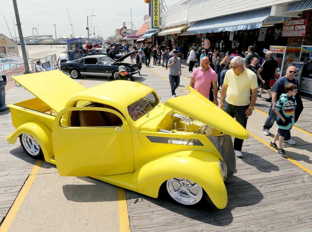 Wildwood Classic Car Show