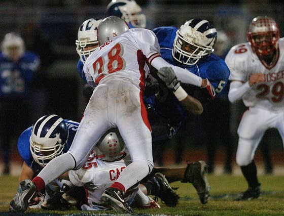 Five questions with St. Joseph running back/defensive back Gordon Hill