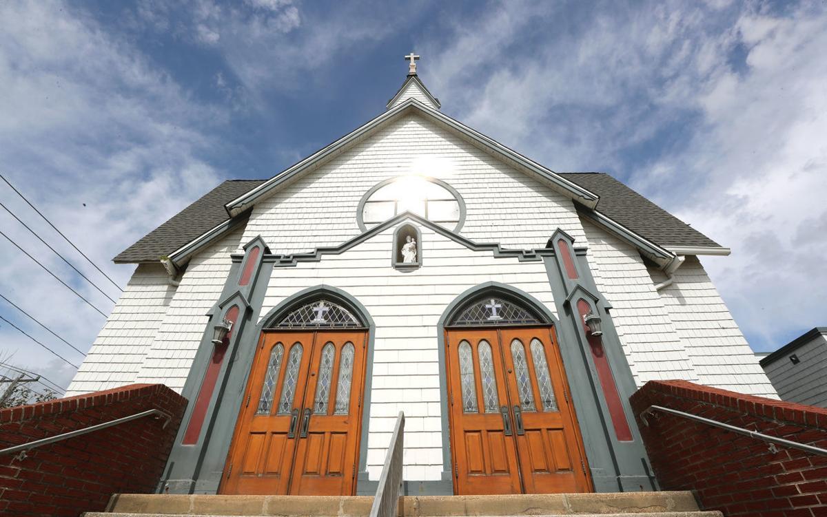 St Joseph Church Sea Isle