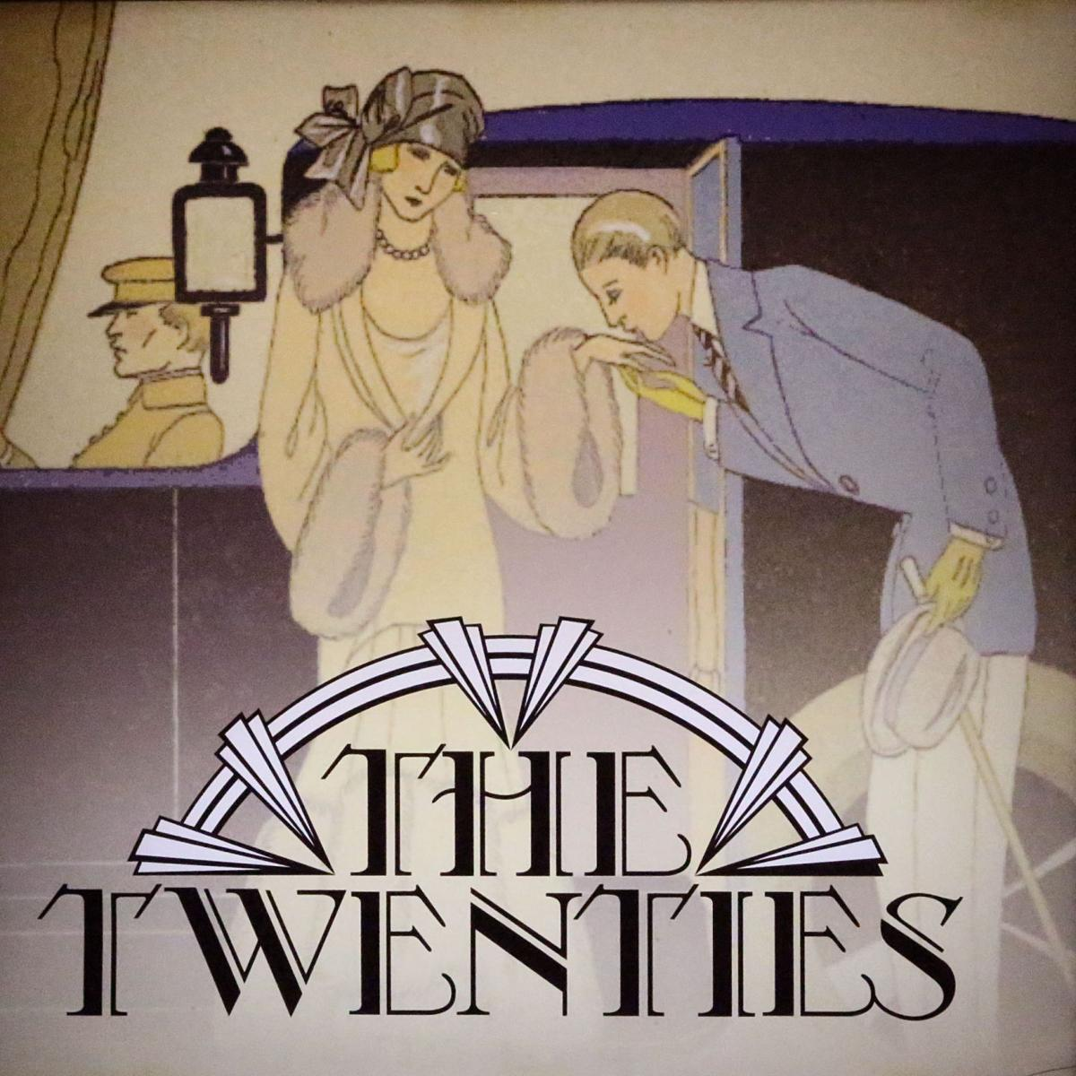 ATS Twenties at Claridge