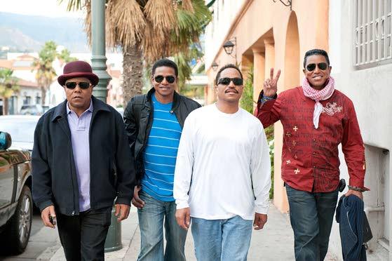 Jacksons unite at Borgata on Saturday