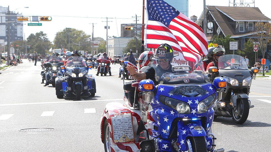 PHOTOS from the New Jersey Firemen's Convention parade in Wildwood