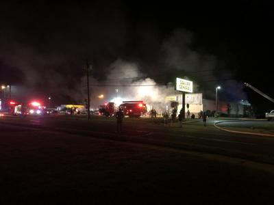 fire in Egg Harbor City