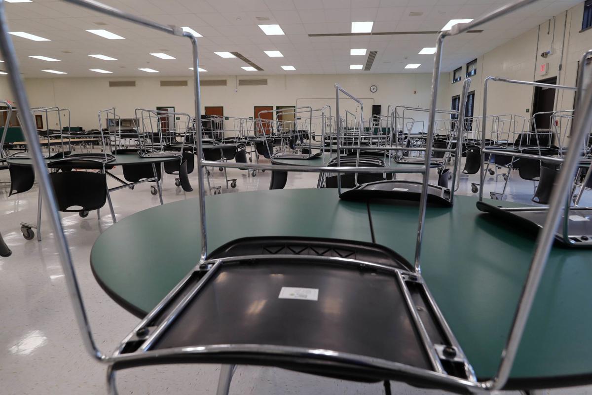 Pinelands Regional High School rehabilitation project