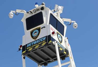 Atlantic City Police Department's Skywatch