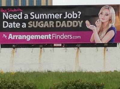 Arrangement finders dating
