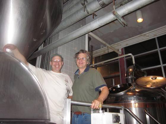 Tun beer toasts Eastern European brews and bread