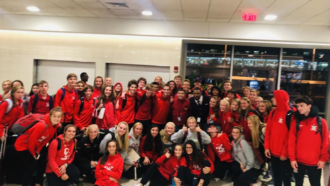 Airline comes to rescue of Ocean City cross country teams