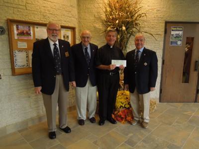 Villa Marie gives $18,000 gift to St. Elizabeth Ann Seton